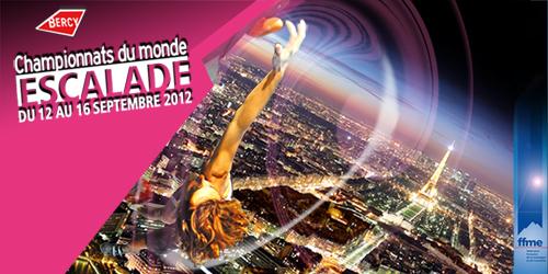 Championnat du monde d'escalade 2012